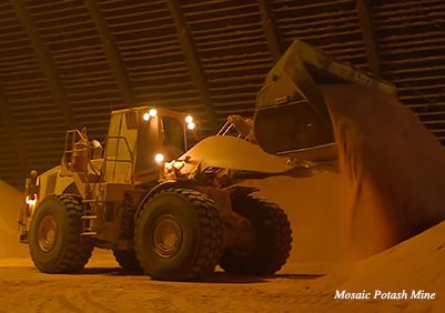 Construction Vehicle Dumping Sand