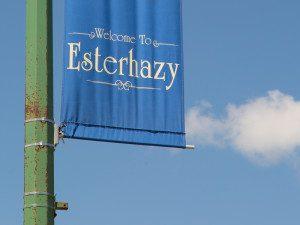 Esterhazy Banner