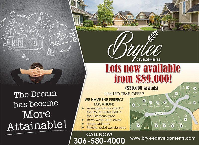 Brylee Developments 2019 Spring Promotion